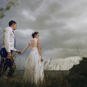 S&A Wedding Day by Elenhen