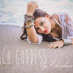 Beach Goddess by Elenhen
