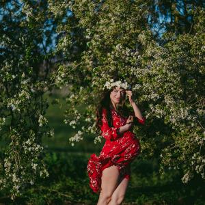 Nelly – Maternity Photoshoot by Elenhen